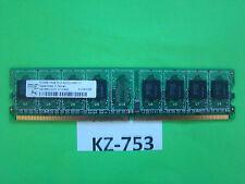 512mb Aeneon ddr2 DDR II DIMM ram pc2-4200u aet660ud00-370a98z #kz-753