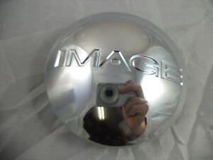 Image Wheels Chrome Custom Wheel Center Cap # C1200-0-IMG (1 CAP)