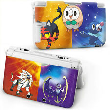 POKEMON Sun e Moon Hard Case Cover per vecchio stile Nintendo 3ds XL