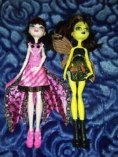 2 Mattel Monster High Dolls