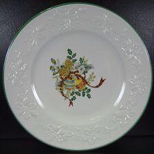 Mikasa Holiday Season Dinner Plate Pine Cones Christmas Ornament DB901