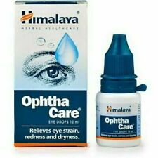10 pack Himalaya Opthacare Eye Drops (10ml) free shipping
