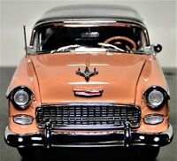 1 1955 55 Chevy Built Nomad Car 1956 Pickup Truck 24  Belair 18 1957 Model 12