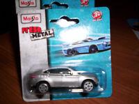 BMW - X 6 - MAISTO - SCALA 1/55