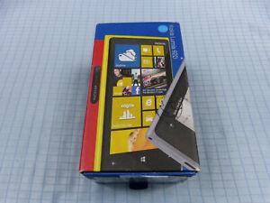 Nokia Lumia 920 32GB Schwarz! Neuwertig! Ohne Simlock! TOP ZUSTAND! OVP! ##87
