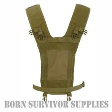 Karrimor SF PLCE Daysack Yoke + Straps - Coyote Tan Rocket Pack Webbing Harness