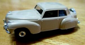 Aurora Model Motoring T Jet #1369 Classic Lincoln Continental 1964-1969 Thunderj