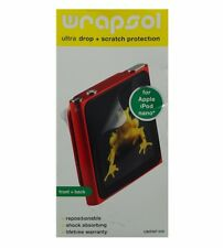 Wrapsol Front and Back Screen Protector for Apple iPod Nano