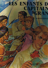 Les enfants du capitaine Grant D'après Jules VERNE GRAND ALBUM * HACHETTE 1977