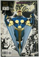 THE NEW WARRIORS 40 / MARVEL COMICS English / 7.0 VERY FINE 1993