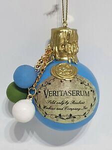 Veritaserum Potion Christmas Bauble 7cm Geek Gear Wizardry