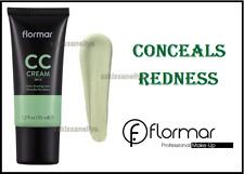 Flormar CC Cream Neutralize / Conceals Redness SPF 15 Anti-Redness 35 ml