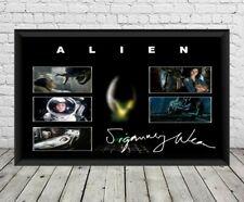 Poster Print A0-A1-A2-A3-A4-A5-A6-MAXI 188 Alien Retro Classic Film 1979