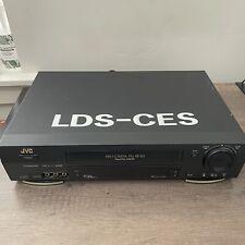 JVC Pro-Cision 4 Head VCR VHS Player HR-VP780u - Tested & Works