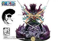New One Piece L-seven Zoro Max-001 Asura GK resin statue with LEG limited