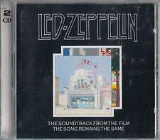 LED ZEPPELIN - Soundtrack-Song Remains The Same 2 CD (1976 OST)
