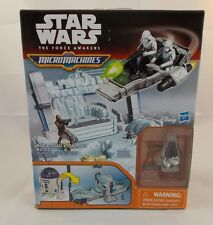 Star Wars The Force Awakens Micromachines R2D2 Playset NEW