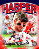 BRYCE HARPER Washington Nationals LICENSED un-signed poster print pic 8x10 photo