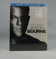 Jason Bourne (Blu-ray/DVD, Includes Digital Copy)