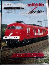 Marklin Insider Le magazine du Club Marklin n°6/2001 - Tr.21