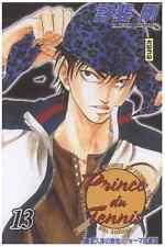 Manga Prince du Tennis tome 13 Shonen Takeshi Konomi Kana Tie Break Rookies VF