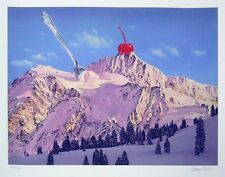 "Doug Webb ""Abundance"" Original Silkscreen S/N"
