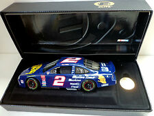 """New Rusty Wallace 1998 Miller Time """"Adventures Of Rusty"""" Elite Diecast Car"""