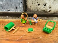Teeny Weeny Families Burrows Mole Family Figures and Accessories
