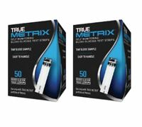 True Metrix Blood Glucose 100 Test Strips
