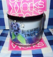 Bath & Body Works Blueberry Twist 14.5oz 3wick Candle