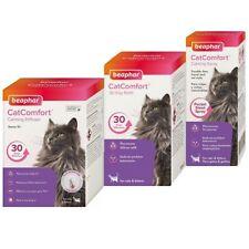 More details for beaphar catcomfort calming diffuser plug in, refill or spray - pheromone release