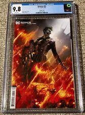 Batman #95 – DC Comics 2020 – CGC 9.8 NM/MT