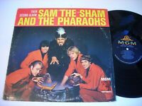 Sam the Sham and the Pharoahs Their Second Album 1965 Mono LP VG++