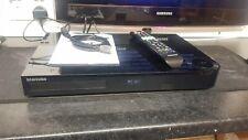 SAMSUNG BD-H8500M Smart 3D Blu-Ray DVD y 500GB Grabador Reproductor TDT HD, disco duro.