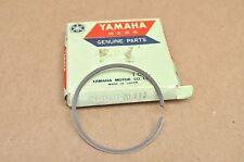NOS New Yamaha 1974-76 MX125 1974-77 YZ125 Std Piston Ring for 1 Piston= 1 Ring