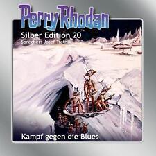 Perry Rhodan Silber Edition 20 - Kampf gegen die Blues von Kurt Mahr, Kurt Bran…