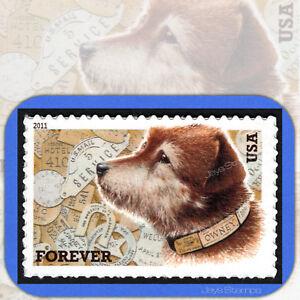 2011  OWNEY the POSTAL DOG  Single  USPS Forever®  MINT Stamp  U.S. Scott # 4547