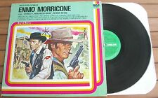 ENNIO MORRICONE Western Songs (1980) LP VINYL ALBUM - RCA Linea Tre NL 33155