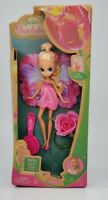 "MATTEL THUMBELINA BARBIE COLLECTIBLE 7"" DOLL FIGURE 2008 FAIRY DAMAGED BOX"