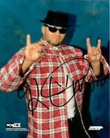 WWE WCW KONNAN HAND SIGNED AUTOGRAPHED 8X10 PHOTO WITH COA 2