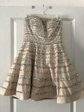 women dress, terani couture, size 4
