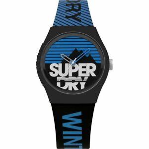 Superdry Men's Urban 38mm 50 Metres Quartz Watch SYG255EU RRP £30.00