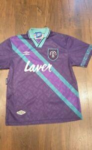 Vintage Sheffield United Away Shirt