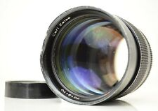 [SOLD AS IS] Carl Zeiss Contax Planar T* 85mm F1.4 C/Y mount MF Lens from JAPAN