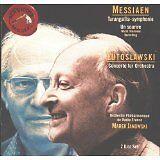 LN= Messiaen Turangalila-Symphonie Un Sourire Lutoslawski