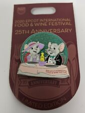 Rescuers Down Under 2020 Food And Wine Festival Le Disney Pin
