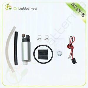Electric Fuel Pump for Chevy Camaro Monte Carlo With Installation Kit 255LPH