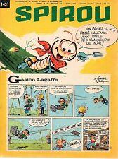▬► Spirou Hebdo - n°1431 du 16 Septembre 1965 - SANS mini-récit