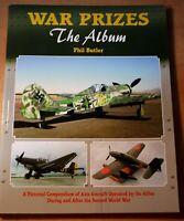 WAR PRIZES: Album By Phil Butler, Midland Publishing