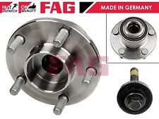 FOR FOCUS ST ST2 ST3 ST225 2.5 MK2 FAG GERMANY FRONT NEW WHEEL BEARING HUB KIT